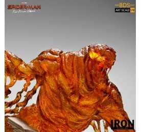 Figurine Marvel Spider-Man: Far From Home - BDS Art Scale Deluxe Molten Man 6