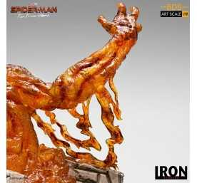 Figurine Marvel Spider-Man: Far From Home - BDS Art Scale Deluxe Molten Man 8