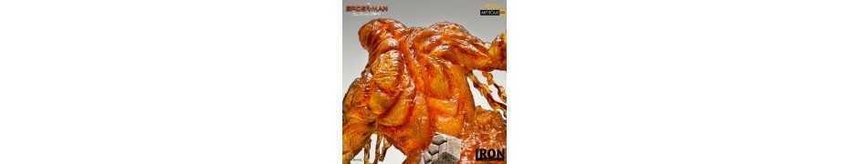 Figura Marvel Spider-Man: Lejos de casa - BDS Art Scale Deluxe Molten Man 10