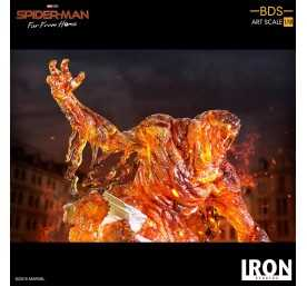 Figurine Marvel Spider-Man: Far From Home - BDS Art Scale Deluxe Molten Man 12