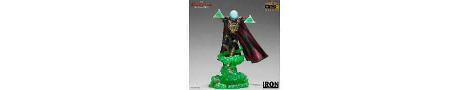 Figurine Marvel Spider-Man: Far From Home - BDS Art Scale Deluxe Mysterio