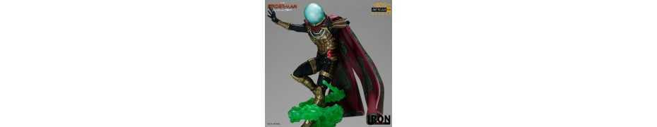 Figurine Marvel Spider-Man: Far From Home - BDS Art Scale Deluxe Mysterio 8