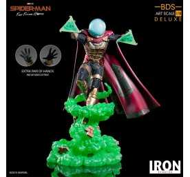 Figurine Marvel Spider-Man: Far From Home - BDS Art Scale Deluxe Mysterio 11