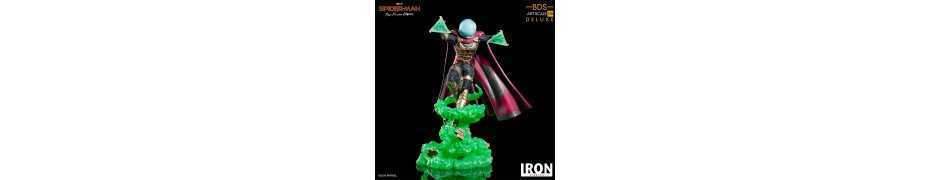 Figurine Marvel Spider-Man: Far From Home - BDS Art Scale Deluxe Mysterio 12