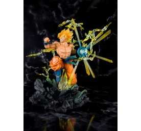 Figura Dragon Ball Z - Figuarts ZERO Super Saiyan Son Goku Tamashii Web Exclusive