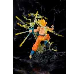 Figurine Dragon Ball Z - Figuarts ZERO Super Saiyan Son Goku Tamashii Web Exclusive 3