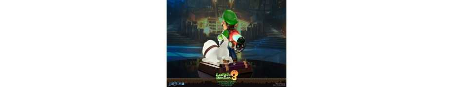 Figura Luigi's Mansion 3 - Luigi & Polterpup Collector's Edition 6