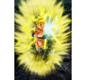 Figura Dragon Ball Z - Figuarts ZERO Super Saiyan Son Goku Tamashii Web Exclusive 4