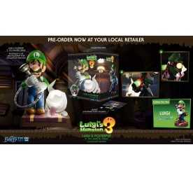 Luigi's Mansion 3 - Luigi & Polterpup Collector's Edition figure 21