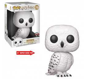 Figura Harry Potter - Super Sized Hedwig POP!