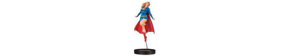 Figura DC Comics - DC Cover Girls Supergirl by Frank Cho