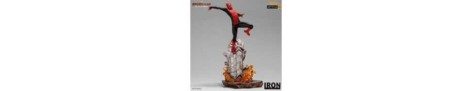 Figurine Marvel Spider-Man: Far From Home - BDS Art Scale Deluxe Spider-Man