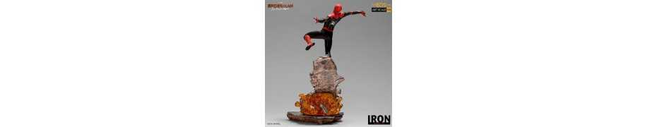 Figurine Marvel Spider-Man: Far From Home - BDS Art Scale Deluxe Spider-Man 3
