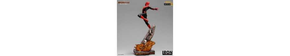 Figurine Marvel Spider-Man: Far From Home - BDS Art Scale Deluxe Spider-Man 4
