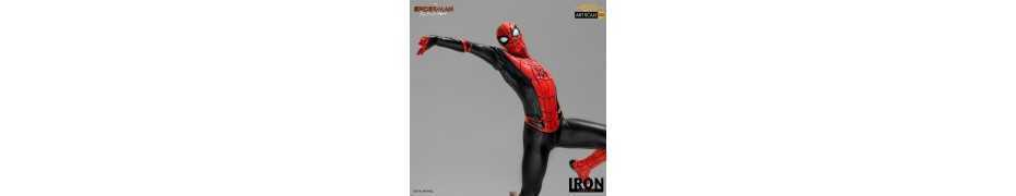 Figurine Marvel Spider-Man: Far From Home - BDS Art Scale Deluxe Spider-Man 6