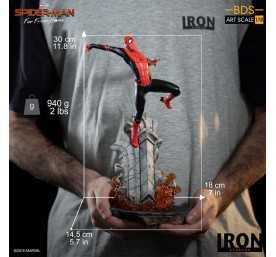 Figurine Marvel Spider-Man: Far From Home - BDS Art Scale Deluxe Spider-Man 9
