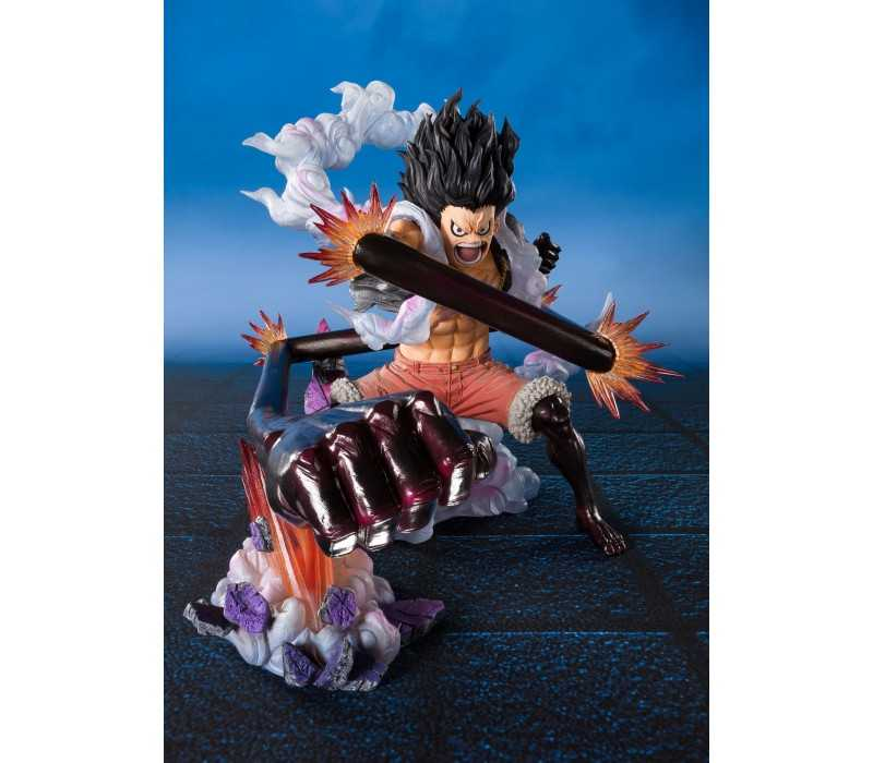 Figura One Piece - Figuarts ZERO Monkey D. Luffy Gear 4 Snakeman King Cobra