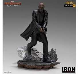 Marvel Spider-Man: Far From Home - BDS Art Scale Deluxe Nick Fury figure