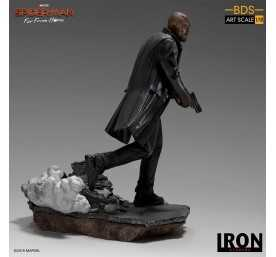 Figurine Marvel Spider-Man: Far From Home - BDS Art Scale Deluxe Nick Fury 2