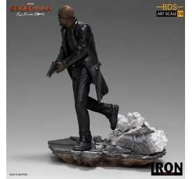 Figurine Marvel Spider-Man: Far From Home - BDS Art Scale Deluxe Nick Fury