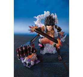 Figura One Piece - Figuarts ZERO Monkey D. Luffy Gear 4 Snakeman King Cobra 3