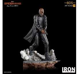 Figurine Marvel Spider-Man: Far From Home - BDS Art Scale Deluxe Nick Fury 10