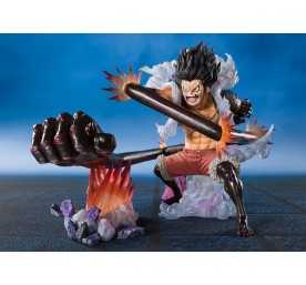 Figura One Piece - Figuarts ZERO Monkey D. Luffy Gear 4 Snakeman King Cobra 4