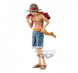 One Piece - Monkey D. Luffy Cover of 20th Anniversary One Piece Magazine figure