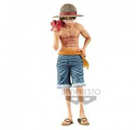 Figura One Piece - Monkey D. Luffy Cover of 20th Anniversary One Piece Magazine 2