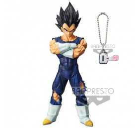 Dragon Ball Z - Grandista Vegeta + Strap Scooter figure
