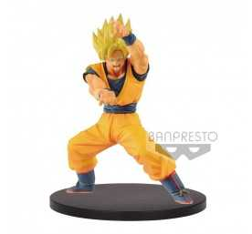 Dragon Ball Super - Chosenshi Retsuden Vol. 1 Super Saiyan Goku figure