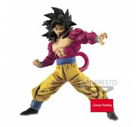 Dragon Ball GT - Full Scratch Super Saiyan 4 Son Goku figure