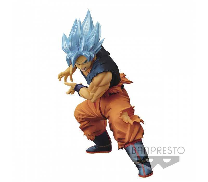 Dragon Ball Super - Maximatic Super Saiyan God Super Saiyan The Son Goku figure