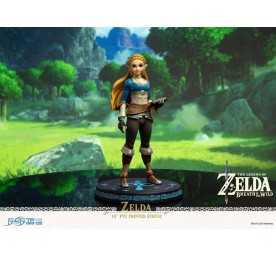 The Legend of Zelda Breath of the Wild - Zelda Regular Edition figure