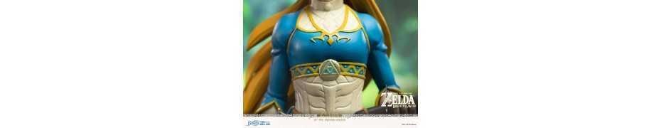Figura The Legend of Zelda Breath of the Wild - Zelda Regular Edition 12