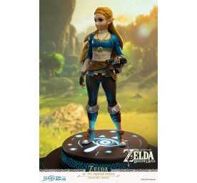 Figura The Legend of Zelda Breath of the Wild - Zelda Collector's Edition