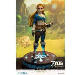 The Legend of Zelda Breath of the Wild - Zelda Collector's Edition figure 2
