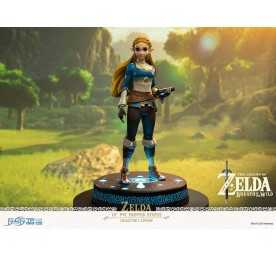 The Legend of Zelda Breath of the Wild - Zelda Collector's Edition figure 3