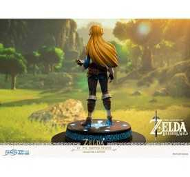 The Legend of Zelda Breath of the Wild - Zelda Collector's Edition figure 4
