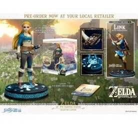 The Legend of Zelda Breath of the Wild - Zelda Collector's Edition figure 18
