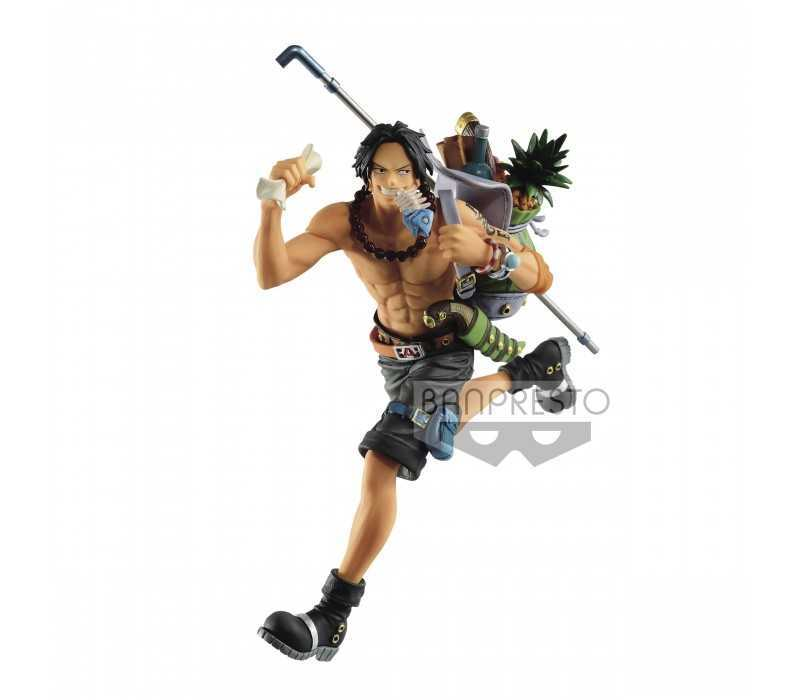 One Piece - Three Brothers Portgas D. Ace figure