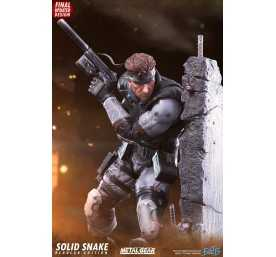Metal Gear Solid – Solid Snake Regular Edition figure
