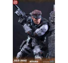 Metal Gear Solid – Solid Snake Regular Edition figure 2