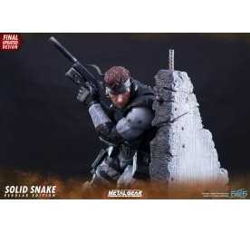 Metal Gear Solid – Solid Snake Regular Edition figure 4