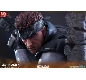 Metal Gear Solid – Solid Snake Regular Edition figure 6