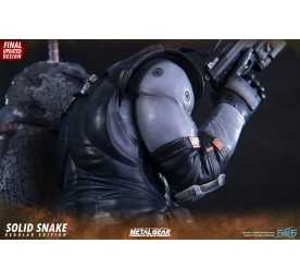 Metal Gear Solid – Solid Snake Regular Edition figure 8