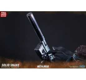 Metal Gear Solid – Solid Snake Regular Edition figure 11