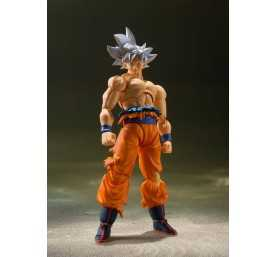 Dragon Ball Super - S.H. Figuarts Son Goku Ultra Instinct figure
