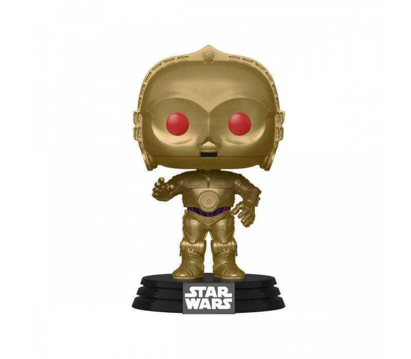 Star Wars Episodio IX - C-3PO (Red Eyes) POP! figure