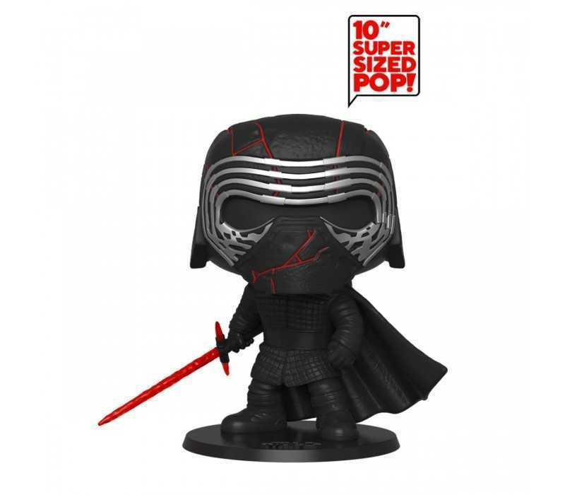 Star Wars Episodio IX - Super Sized Kylo Ren GITD POP! figure